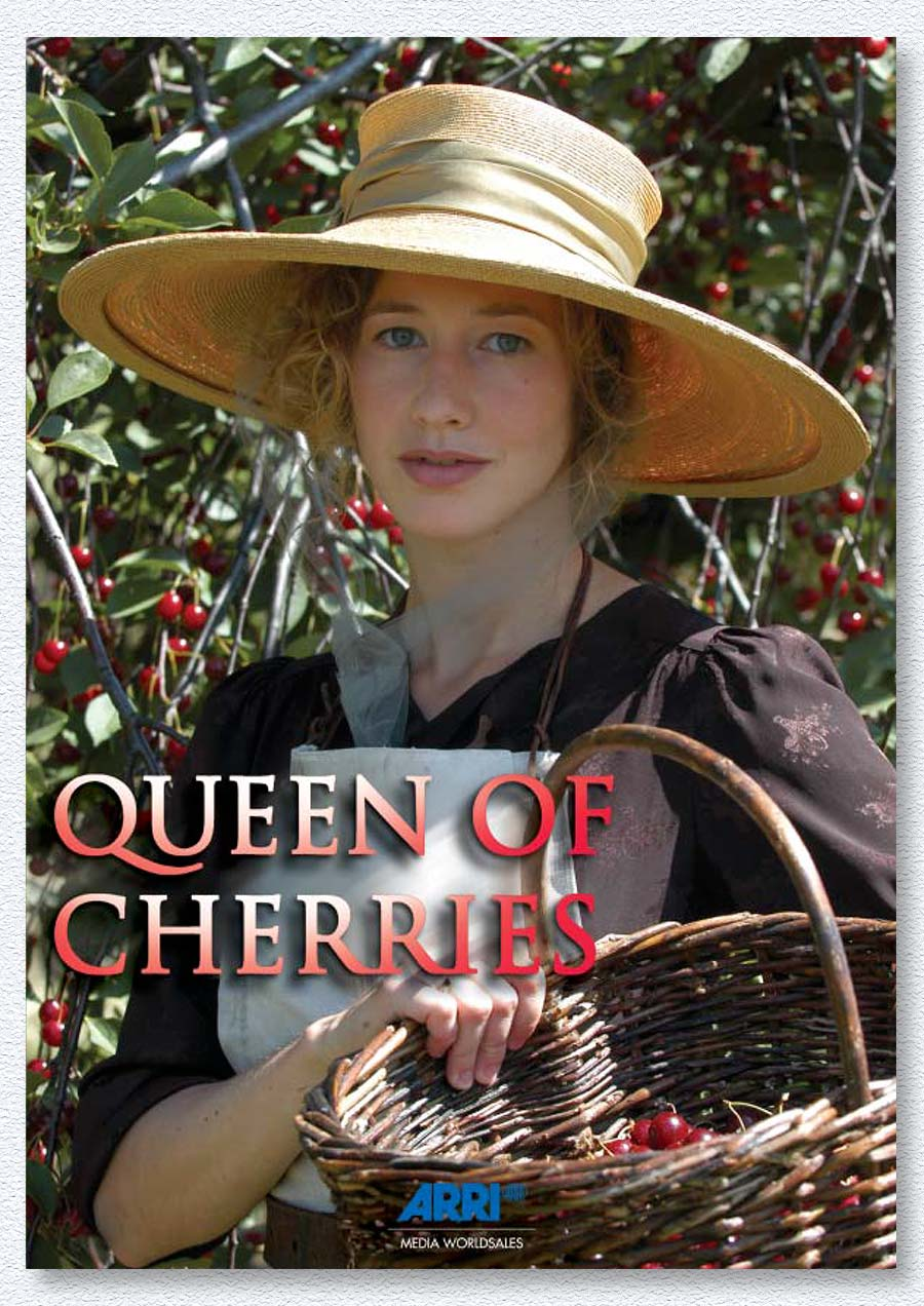 "Bild: ARRI WORLDSALES FLYER, ""QUEEN OF CHERRIES"""